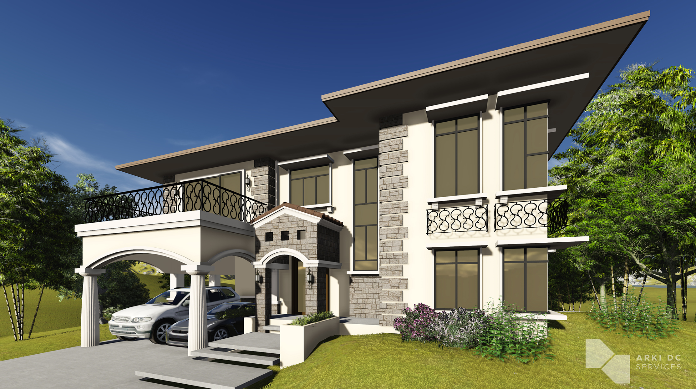 Harpole Residence
