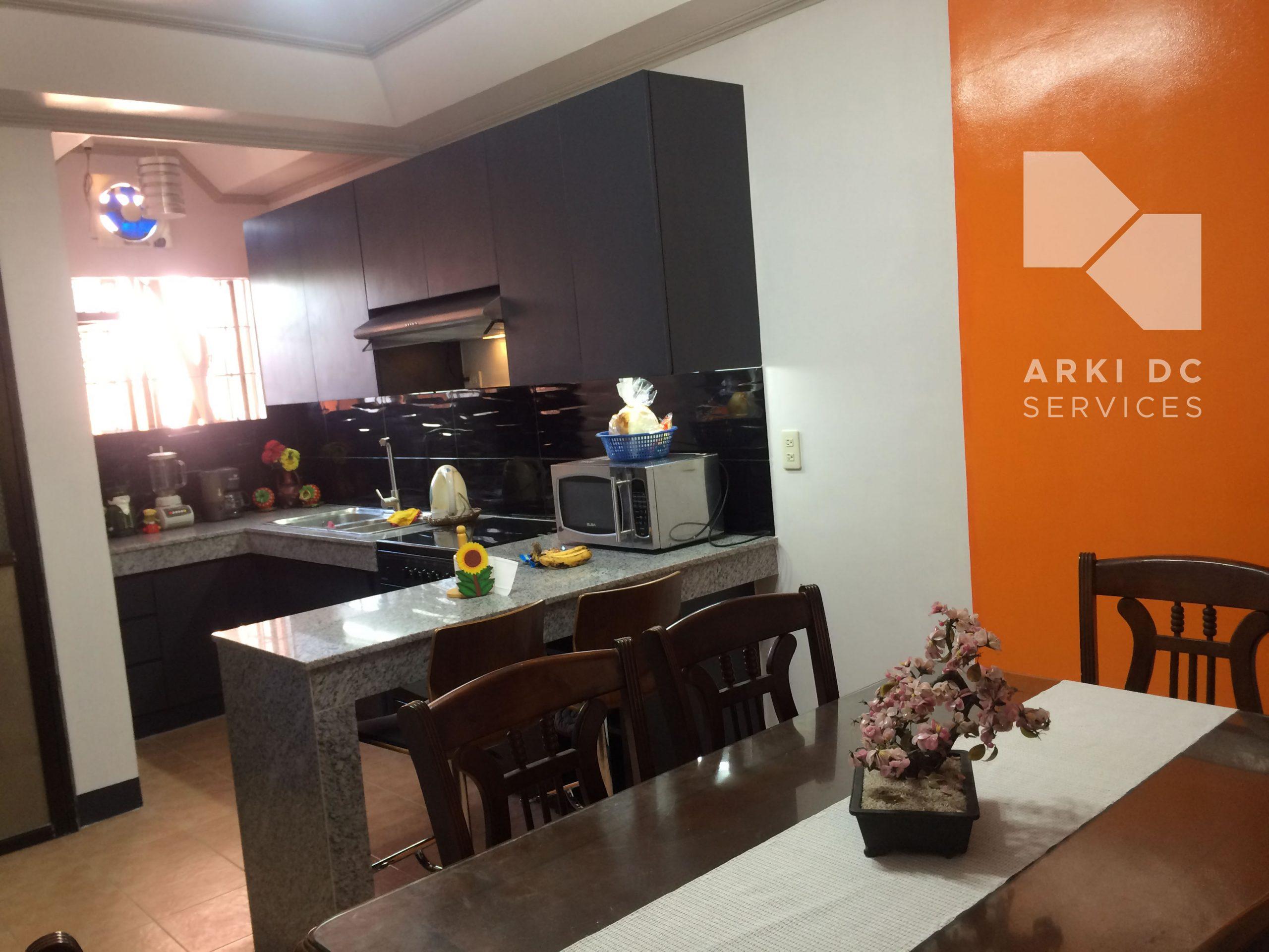 Jaime Caro Kitchen